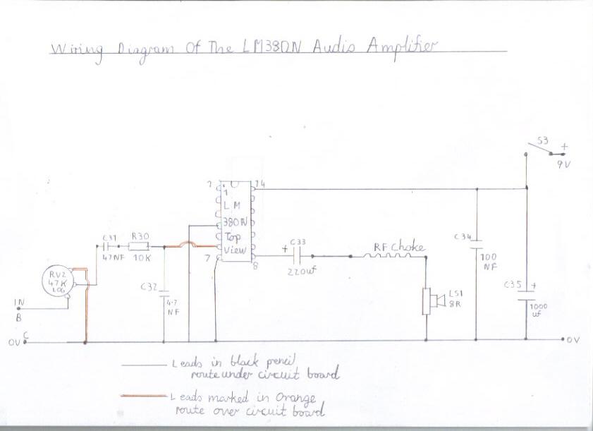 stage sound wiring diagram retro sound wiring diagram