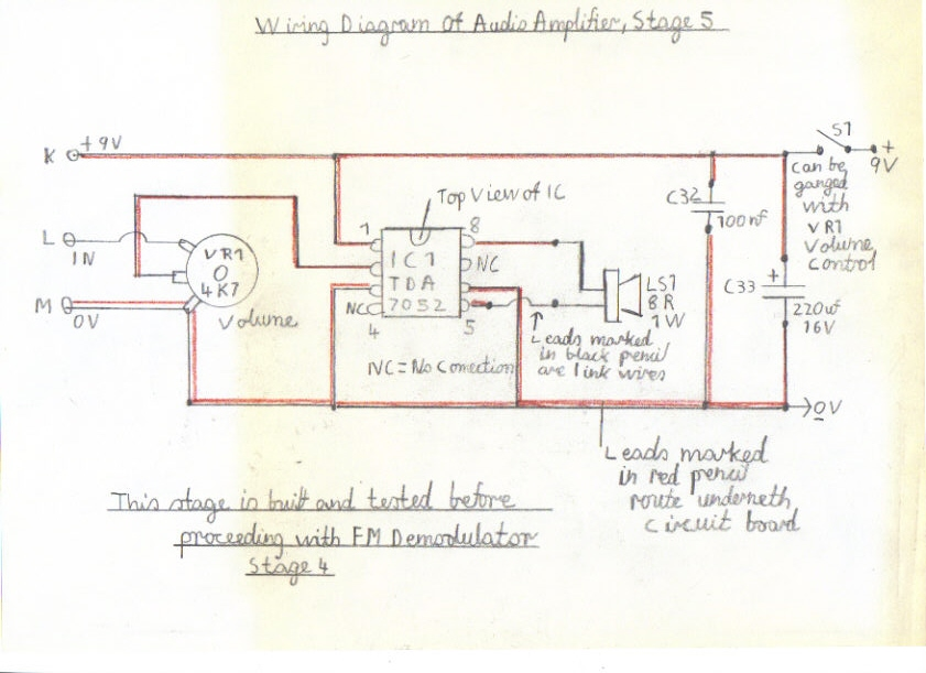 double conversion pulse counting fm superhet receiver with ... 2 stage nitrous wiring diagram stage sound wiring diagram