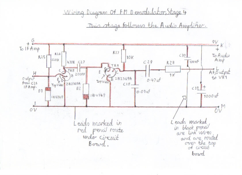 double conversion pulse counting fm superhet receiver with ... stage sound wiring diagram 2 stage thermostat wiring diagram #5