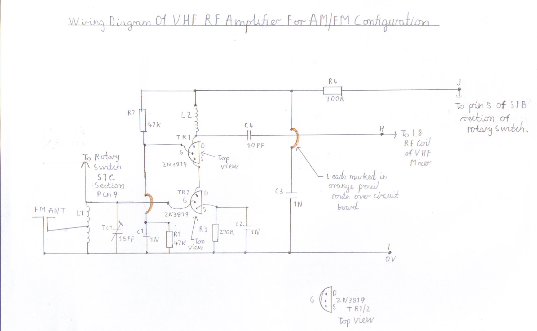 vhf antenna wiring diagram along with tv antenna wiring